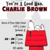 Queen of Peace Theater Company presents You're A Good Man, Charlie Brown