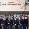 Estudiantes de Hurley Reciben Reveladoras Lecciones en su Viaje a Santiago de Chile