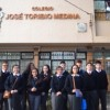 Hurley Students Gain Eye-Opening Lessons on Weeklong Trip to Santiago De Chile