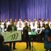 El Coro de Lincoln Middle School Recibe el Subsidio Filantrópico de BDC