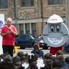 ComEd Premia a Escuela Local en el Reto el Mes de la Tierra