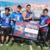 Equipos de Sóccer Compiten por un Lugar en Brasil