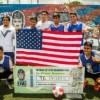Soccer Teams Vie for Place in Brazil