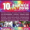Summer Fest Returns to the Saint Anthony Hospital Campus Event to serve thousands of children and families in the community
