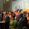 El Concejal Cárdenas se Une a la Conferencia BPNC; Pide Fondos para CPS