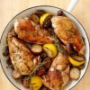 Skillet Rosemary Chicken