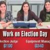 Se Necesitan Jueces Electorales en los Suburbios del Condado de Cook