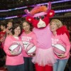Advocate Health Care and Chicago Bulls Team Up to #PinkOut United Center, Raise Breast Cancer Awareness