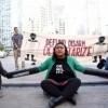 Activistas Cierran las Calles de Chicago para Denunciar el Islamofóbico e Hipermilitarizado Entrenamiento SWAT