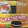 Retiran Lunchables con Alérgenos no Declarados