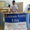 Record Numbers of Latinos Registering to Vote