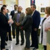 Cuban Health Officials Visit Chicago Local Health Clinics