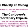 Komen Chicago Beneficiario de First Look for Charity del Auto Show