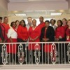 Loretto Hospital Goes Red in support of Heart Disease and Knowing Your Heart Health