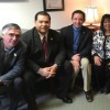 Sandoval Works to Strengthen Public Safety