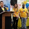 Students at Youth Connection Charter School Receive Free Smartphones