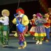 El Circo Triton Troupers Regresa al Campo