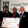 Dunkin' Donuts Foundation Donates $100,000 to Greater Chicago Food Depository
