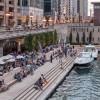 Chicago Riverwalk Kicks Off Summer Season
