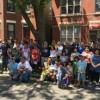 Ald. Cardenas's Hosts Wood Street Clean and Green