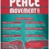 Corazón Community Services Hosts Peace Movement