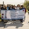 Manifestación Juvenil en Logal Square Espera Retardar las Demoliciones para Preservar a las Familias