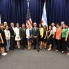 Chinese Physicians and Nurses Hosted by Saint Anthony Hospital Meet with Mayor Emanuel