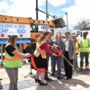 Western/Belmont Improvement Projects Holds Ribbon Ceremony