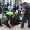 Anti-Fascist Rally Leads to Arrests
