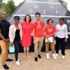 ComEd Unveils Solar Spotlight Pyramid Art Installation in Bronzeville