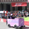 Chicagoland Teen Girls Race Their Fridge Cars Across the Finish Line at Annual ComEd Icebox Derby Competition