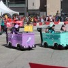 Chicagoland Teen Girls Race Their Fridge Cars Across the Finish Line at Annual ComEd Icebox DerbyCompetition