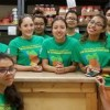 Youth Celebrate Completion of Summer Jobs Program