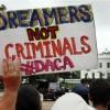 Marcha Masiva para Protestar Contra la Eliminación de DACA