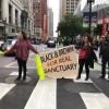 Rally 'Chicago no es nuestro santuario'