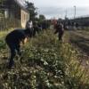 Estudiantes de Noble Street College Prep Participan en un Día de Servicio en Urban Farm en el Sector Oeste