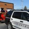 Annual Calumet City Fraternal Order of Police Santa Run Underway