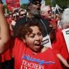 Teachers to Emanuel: 'fix failed policies'