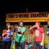 Barrel of Monkeys Presents THAT'S WEIRD, GRANDMA: Stories for Change