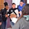 Los Estudiantes de Secundaria se Unen para el Éxito con Apoyo de Tutores Exelon
