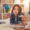 Teens Post Online Content to Appear Interesting, Popular and Attractive