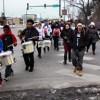 Desfile de CPS a las Urnas
