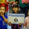 Little Village Teacher Receives Golden Apple