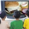 Kids Hit Hard by Junk Food Advertising