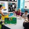 Cicero School District 99 Opens Sixth STEAM Lab