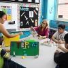 Cicero School District 99 Opens Sixth STEAM Lab