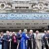 Old Cook County Hospital Redevelopment Kicks Off with Ceremonial Groundbreaking