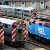 Preckwinkle y Afiliados de CREATE Anuncian Subsidio para Mejorar Congestión Ferroviaria