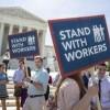 La Corte Suprema de E.U. Falla Contra los Sindicatos