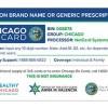 Programa de Beneficio de Recetas de Chicago RX Ahorra Mucho a los Residentes